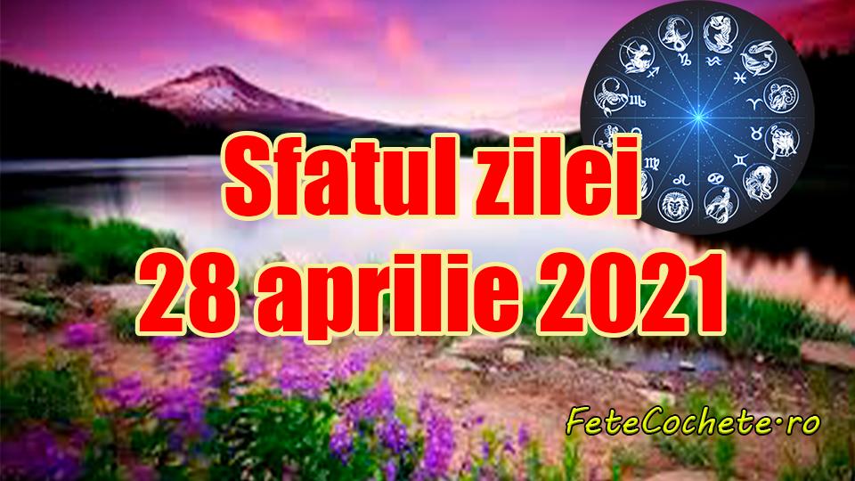 Sfatul zilei 28 mai 2021. Scorpionii trebuie să găsească un echilibru, iar Săgetătorii să fie sinceri și deschiși