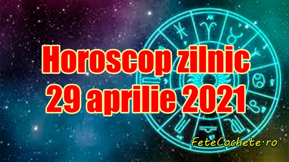 Horoscop 29 aprilie 2021. Racii vor fi visători, iar Leii se vor îndepărta de partener