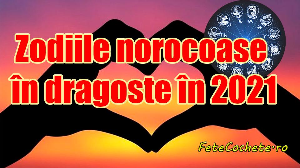Zodiile norocoase în dragoste în 2021. În acest an, unele zodii își vor găsi dragostea adevărată
