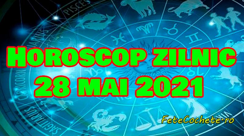Horoscop 28 mai 2021. Leii vor trece peste unele obstacole, iar Fecioarele vor cunoaște pe cineva