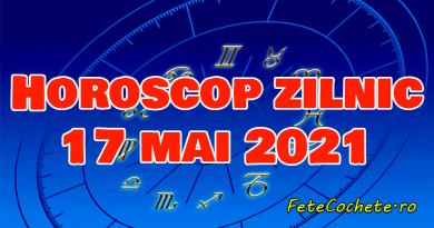 Horoscop 17 mai 2021. Leii vor avea parte de mai multe evenimente la care trebuie să fie prudenți
