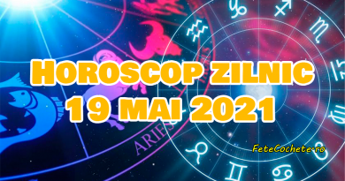Horoscop 19 mai 2021. Berbecii vor avea parte de unele surprize, iar Gemenii vor face pași mărunți către realizarea visurilor