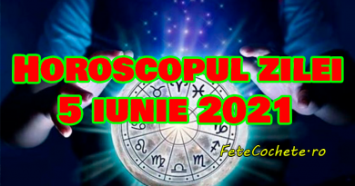 Horoscop 5 iunie 2021. Berbecii vor clarifica unele probleme, pe când Taurii vor avea chef de schimbări
