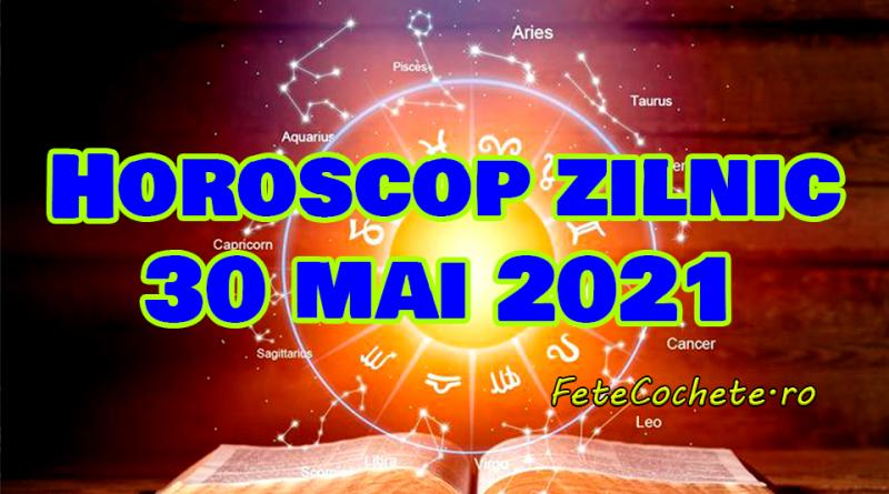 Horoscop 30 mai 2021. Berbecii vor avea o zi plină de dragoste, iar Taurii vor munci mai mult