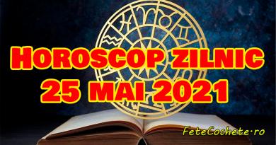 Horoscop 25 mai 2021. Vărsătorii vor avea unele oportunități, iar Peștii trebuie să fie mai încrezuți