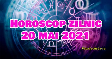 Horoscop 20 mai 2021. Peștii se vor retrage în singurătate, iar Taurii se vor simți utili