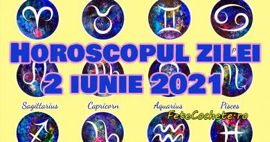 Horoscop 2 iunie 2021. Balanțele vor avea o zi reușită din mai multe puncte de vedere, iar Scorpionii s-ar putea să se dezamăgească
