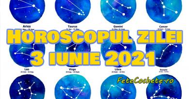 Horoscop 3 iunie 2021. Săgetătorii ar putea fi provocați, iar Capricornii vor avea o zi reușită
