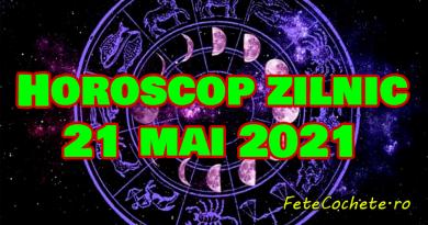 Horoscop 21 mai 2021. Gemenii vor avea unele discuții serioase, iar Racii și-ar putea găsi jumătatea