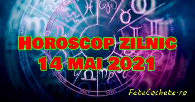 Horoscop 14 mai 2021. Scorpionii au nevoie de schimbări, iar Vărsătorii de susținere morală