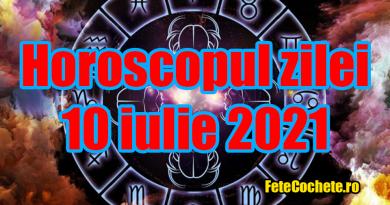 Horoscop 10 iulie 2021. Racii vor lua decizii spontane, iar Leii vor munci la un proiect