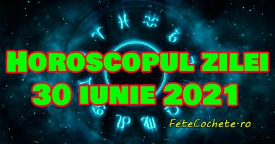 Horoscop 30 iunie 2021. Peștii vor avea parte de momente frumoase, iar Berbecii își vor rezolva unele probleme