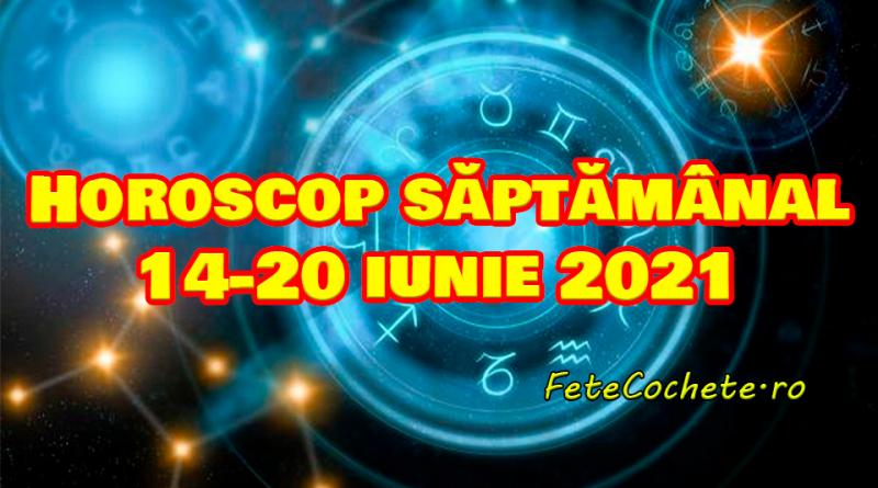 Horoscop săptămânal 14-20 iunie 2021. Taurii vor avea o săptămână romantică, iar Leii vor cunoaște oameni noi