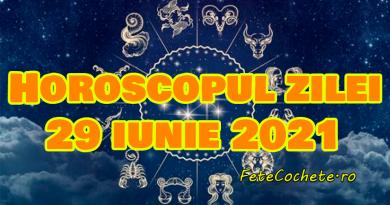 Horoscop 29 iunie 2021. Capricornii vor avea o zi stresantă la locul de muncă, iar Vărsătorii vor primi o noutate bună