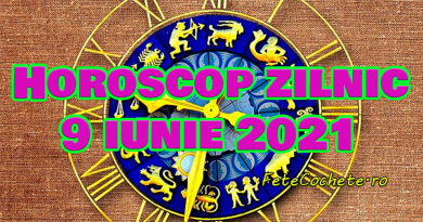 Horoscop 9 iunie 2021. Săgetătorii și Capricornii vor petrece mai mult timp cu oamenii dragi