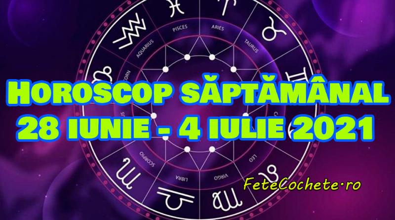 Horoscop săptămânal 28 iunie - 4 iulie 2021. Pentru Scorpioni se așteaptă o săptămână plină de armonie și dragoste, iar Săgetătorii vor fi gata să cucerească lumea