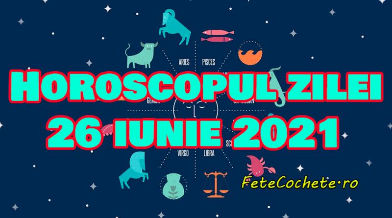 Horoscop 26 iunie 2021. În această zi, Racii vor risca mai mult, iar Leii vor fi plini de energie