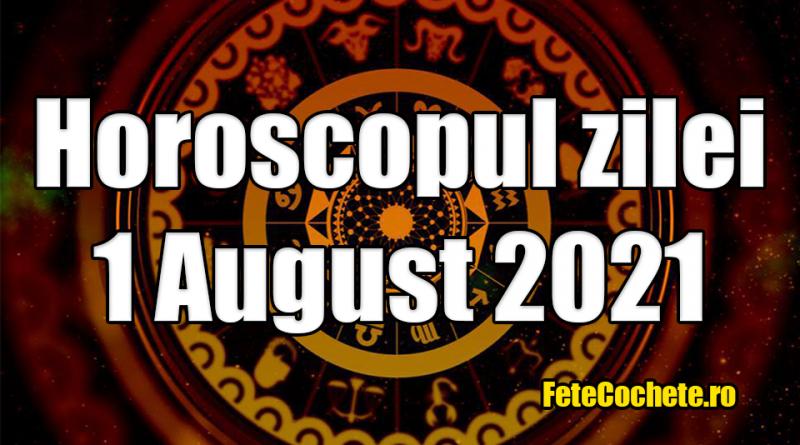 Horoscop 1 August 2021. Leii vor fi sensibili, iar Fecioarele se vor bucura de o atmosferă frumoasă