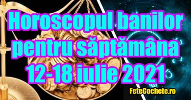 Horoscopul banilor pentru săptămâna 12-18 iulie 2021. Săgetătorii trebuie să fie mai precauți la finanțe, iar Capricornii pot fi păcăliți