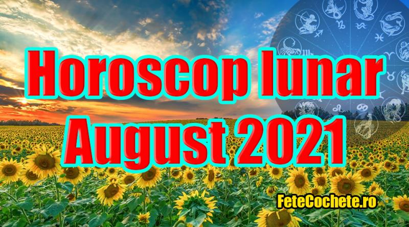 Horoscop lunar August 2021. Fecioarele au vești bune pe plan amoros, iar Balanțele vor avea succes în carieră