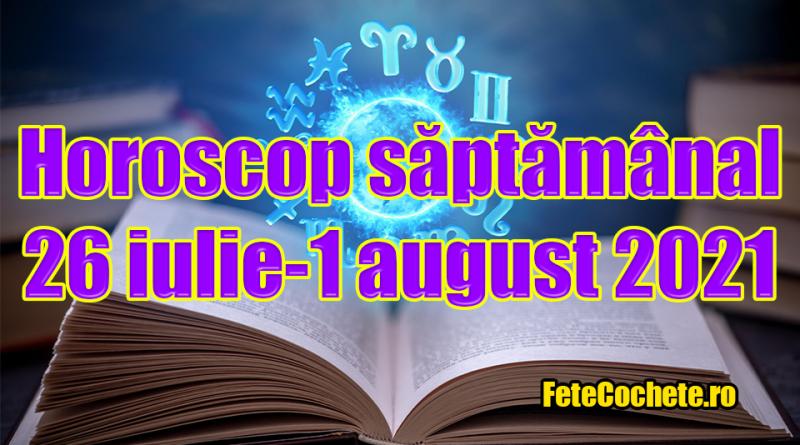 Horoscop săptămânal 26 iulie-1 august 2021. Vărsătorii vor avea de analizat unele lucruri din trecut, iar Peștii vor avea o săptămână fantastică