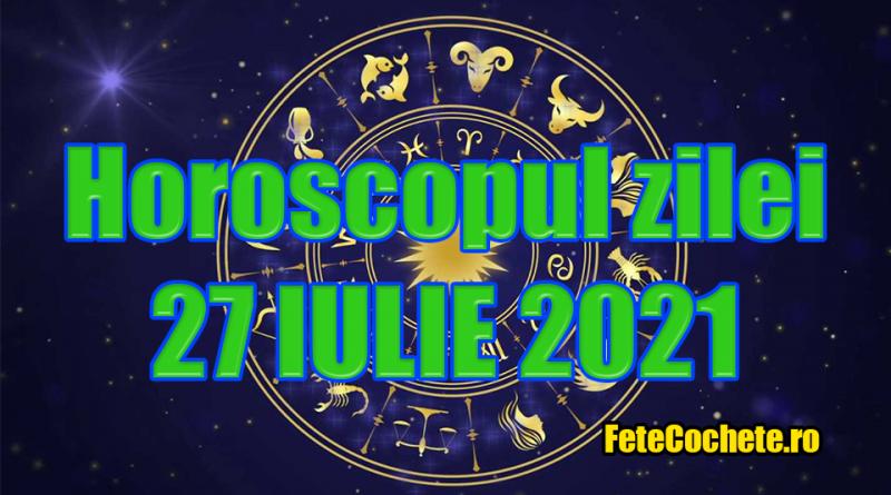 Horoscop 27 iulie 2021. Balanțele vor avea parte de o zi minunată, iar Scorpionii se vor mândri cu succese profesionale
