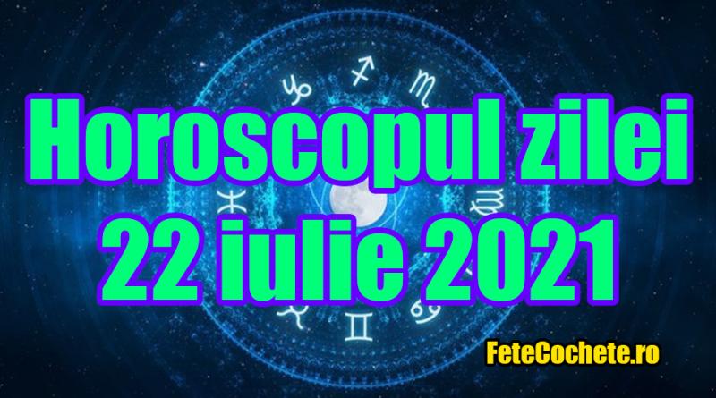 Horoscop 22 iulie 2021. Vărsătorii vor avea de rezolvat unele treburi, iar Peștii vor pleca într-o vizită