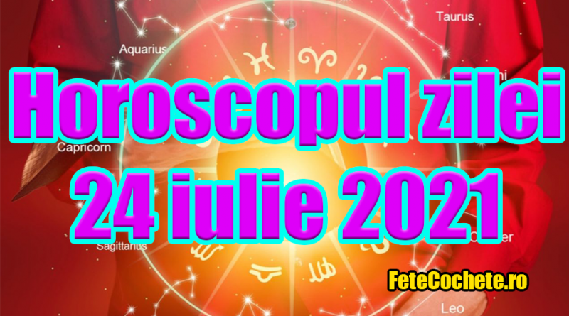 Horoscop 24 iulie 2021. Berbecii au noroc la dragoste în această zi, iar Taurii vor avea un impas emoțional