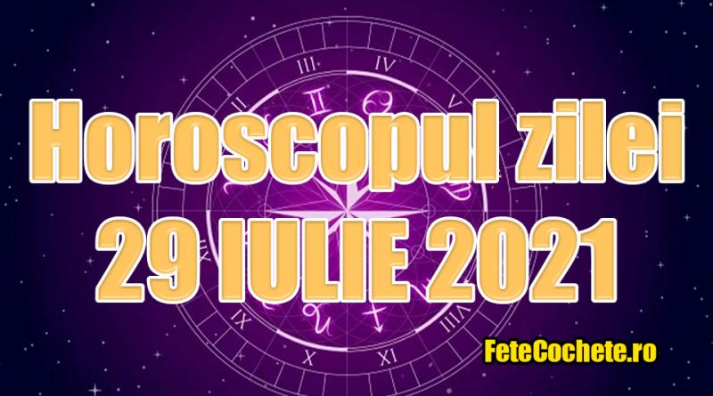 Horoscop 29 iulie 2021. La Varsatori se vor amâna mai multe planuri, iar Peștii vor avea multe sarcini la muncă