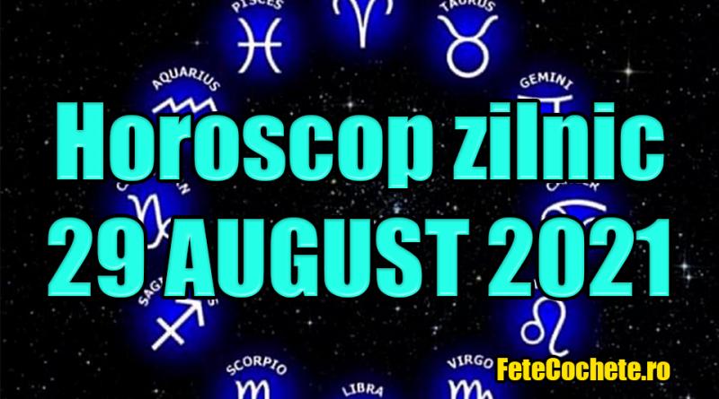 Horoscop 29 August 2021. Gemenii vor uita de problemele pe care le au, iar Racii își vor gestiona foarte bine timpul