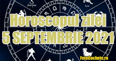 Horoscop 5 Septembrie 2021. Leii vor primi o veste pe care o așteaptă mult timp, iar Fecioarele vor fi martorii unei discuții neplăcute