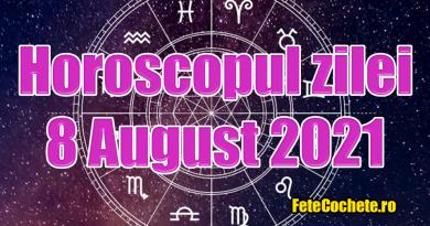 Horoscop 8 August 2021. Balanțele vor avea multe responsabilități, iar Scorpionii vor fi ușor de cucerit