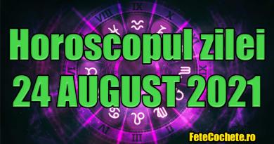 Horoscop 24 August 2021. Balanțele vor avea o zi plină de surprize, iar Scorpionii vor fi plini de energie