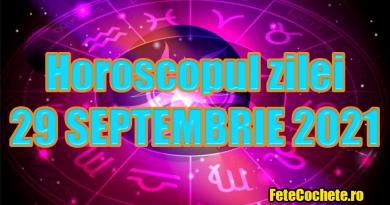 Horoscop 29 Septembrie 2021. Fecioarele vor avea noroc la bani, iar Balanțele vor lua unele decizii importante