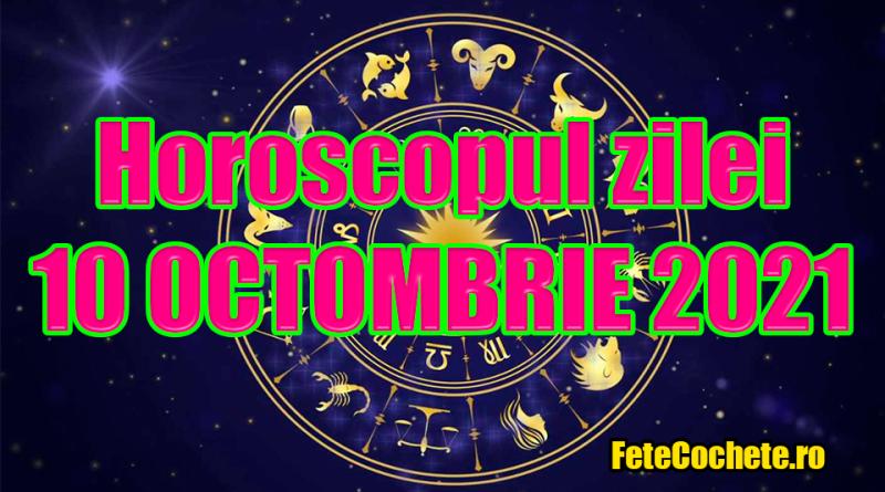 Horoscop 10 Octombrie 2021. Taurii vor face față unor probleme ce vor apărea, iar Gemenii se vor odihni mai mult decât de obicei