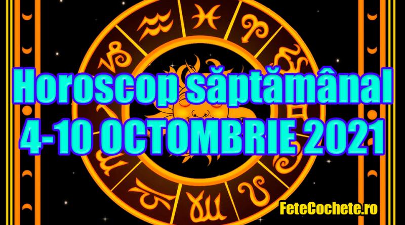 Horoscop săptămânal 4-10 Octombrie 2021. Peștii vor avea alături persoane care îi vor susține, iar Fecioarele vor primi o propunere avantajoasă