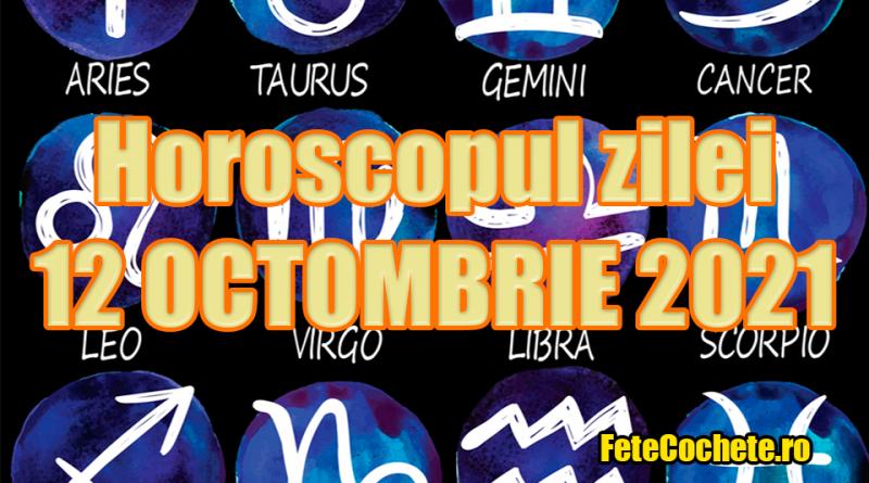 Horoscop 12 Octombrie 2021. Fecioarele își vor organiza o mică petrecere, iar Balanțele vor reuși să efectueze mai multe lucruri decât se așteaptă