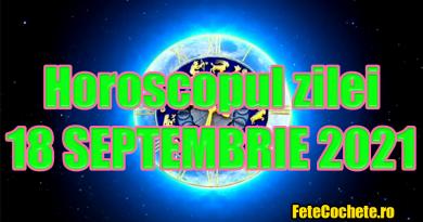 Horoscop 18 Septembrie 2021. Balanțele au toate șansele să îndeplinească toate sarcinile planificate, iar Scorpionii vor fi foarte grăbiți