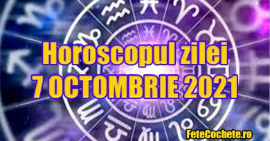 Horoscop 7 Octombrie 2021. Vărsătorii vor avea unele cheltuieli neprevăzute, iar Leii vor fi mai retrași, dar mai productivi