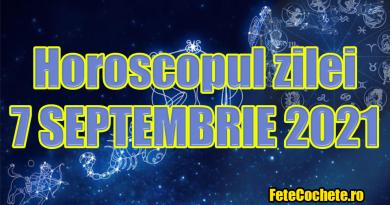 Horoscop 7 Septembrie 2021. Săgetătorii vor fi copleșiți de sentimentul dragostei, iar Capricornii vor avea o surpriză la locul de muncă