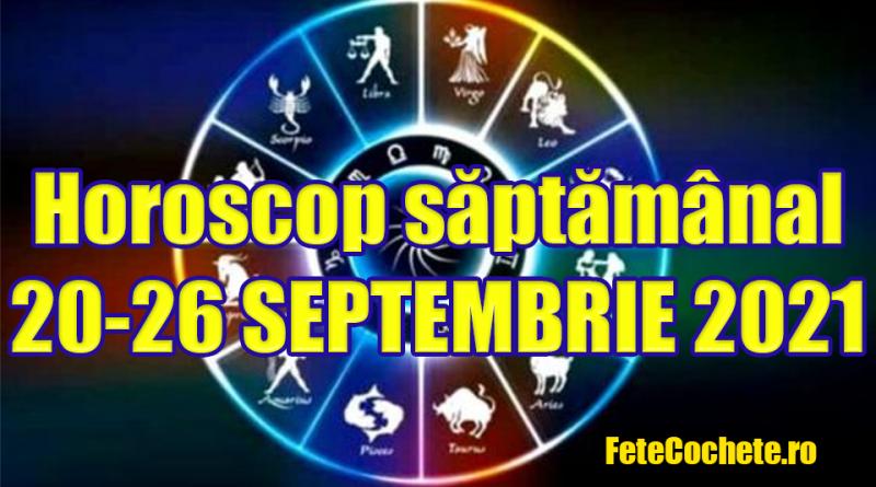 Horoscop săptămânal 20-26 Septembrie 2021. Gemenii vor fi preocupați de treburi familiale, iar Racii vor avea chef de aventură și de ceva nou