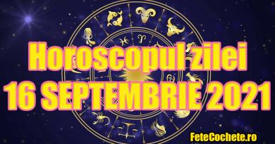 Horoscop 16 Septembrie 2021. Gemenii vor avea mult de lucru, iar Racii vor avea de finisat mai multe proiecte deja începute