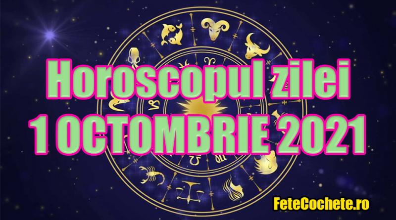 Horoscop 1 Octombrie 2021. Capricornii vor accepta unele provocări, iar Vărsătorii vor face o alegere importantă