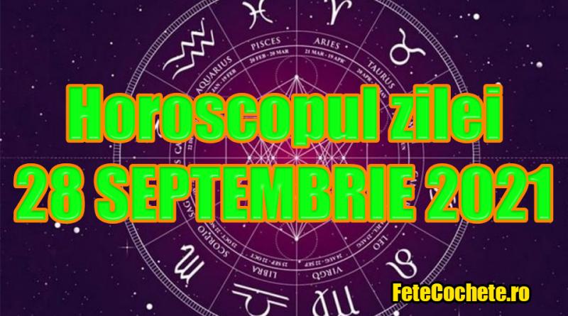 Horoscop 28 Septembrie 2021. Racii vor avea parte de o situație neprevăzută, iar Leii vor discuta cu o persoană importantă