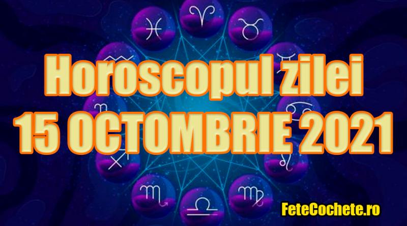 Horoscop 15 Octombrie 2021. Peștii vor primi o veste de la o persoană, iar Berbecii vor finaliza o etapă în viață