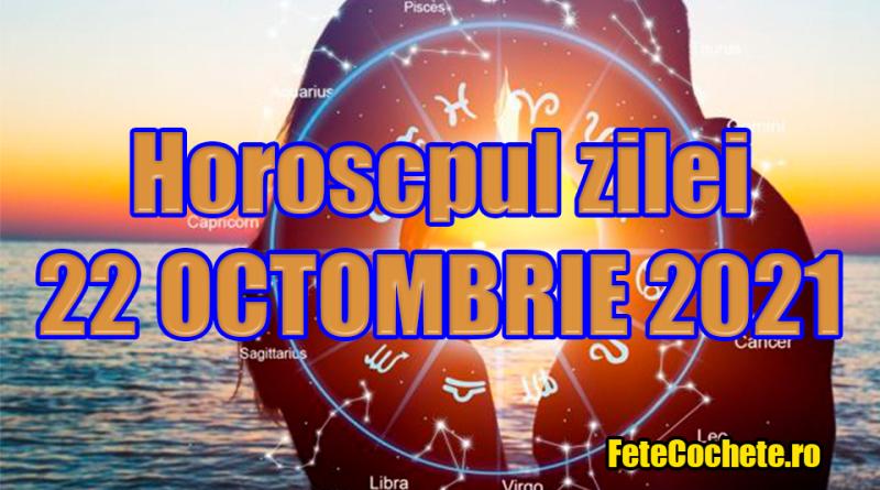 Horoscop 22 Octombrie 2021. Taurii va lupta cu ușurință cu obstacolele care vor apărea, iar Gemenii vor fi admirați pentru unele fapte