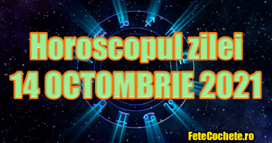 Horoscop 14 Octombrie 2021. Capricornii vor fi ajutați de câțiva oameni, iar Vărsătorii vor pune mai multe întrebări decât de obicei