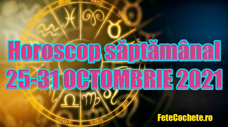 Horoscop săptămânal 25-31 Octombrie 2021. Berbecii vor fi concentrați mai mult pe lucrurile care se întâmplă în familie, iar Balanțele își vor îndeplini un vis