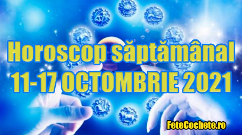 Horoscop săptămânal 11-17 Octombrie 2021. Balanțele vor fi extrem de productive în această săptămână, iar Scorpionii vor descoperi ceva nou în propria persoană